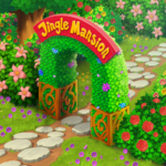 Jingle Mansionmatch 3 adventure story games free 2.4.4 MOD Unlimited Money