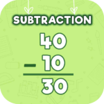 Learning Math Subtraction Game 1.4 MOD Unlimited Money