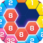 Merge Block Puzzle – 2048 Hexa 1.3.7 MOD Unlimited Money