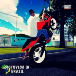 MotoVlog In Brazil 0.2.3 MOD Unlimited Money
