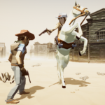 Outlaw Wild West Cowboy – Western Adventure 0.9 MOD Unlimited Money