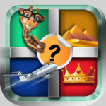 Picture Word Guess 4 pics 1 word Photo Puzzle 1.0.2 MOD Unlimited Money
