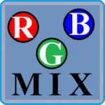 RGB Mix. Light Color Mixer 1.900.300 MOD Unlimited Money
