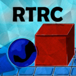Reach The Red Cube Obstacle Course 0.1 MOD Unlimited Money