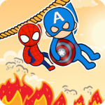 Rescue Hero – Rope Puzzle 1.3 MOD Unlimited Money