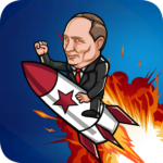 Rocket Putin 1.1 MOD Unlimited Money