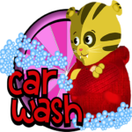 Tiger For Car Wash 2.1 MOD Unlimited Money