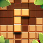 Wood Block Puzzle Classic wood block puzzle games 1.0.7 MOD Unlimited Money