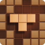 Wood Brick Crush – Classic Puzzle Game 1.8 MOD Unlimited Money