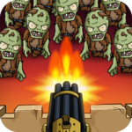 Zombie War Idle Defense Game 6 MOD Unlimited Money