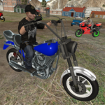 motorcycle racing star – ultimate police game 4 MOD Unlimited Money