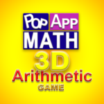 3DArith Game Math Expressions step by step 1.17 MOD Unlimited Money