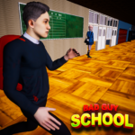Bad Guys Fight at School 1.4 MOD Unlimited Money