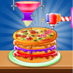 Cake Pizza Factory Wedding Cake Cooking Game 1.0.3 MOD Unlimited Money