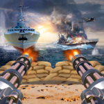 Call of Beach Defense FPS Free Fun 3D Games 1.6 MOD Unlimited Money