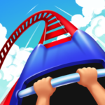 Coaster Rush Addicting Endless Runner Games 2.2.11 MOD Unlimited Money