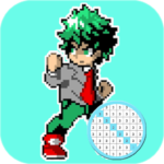Coloring Hero Academia By Number – Anime Color Art 47.0 MOD Unlimited Money