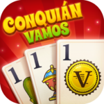Conquian Vamos – The Best Card Game Online 1.0.14 MOD Unlimited Money