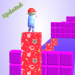 Cube Surfing – cube stack puzzle 2020 0.2 MOD Unlimited Money