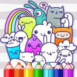 Doodle Coloring Book 1.1 MOD Unlimited Money