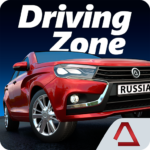 Driving Zone Russia 1.30 MOD Unlimited Money