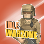Idle Warzone 3d Military Game – Army Tycoon 1.2.3 MOD Unlimited Money