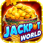 Jackpot World – Free Vegas Casino Slots 1.54 MOD Unlimited Money