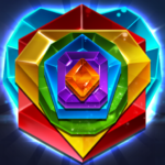 Magical Jewels of Kingdom Knights Match 3 Puzzle 1.1.4 MOD Unlimited Money