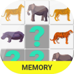 Memory Match Card – Animal Picture Match 1.0.2 MOD Unlimited Money