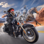 Outlaw Riders War of Bikers 0.1.0 MOD Unlimited Money