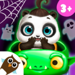 Panda Lu Fun Park – Amusement Rides Pet Friends 4.0.50002 MOD Unlimited Money