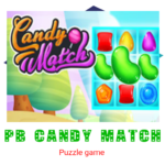 Pb Candy Match – Puzzle Game 1.0.6 MOD Unlimited Money
