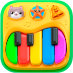 Piano for babies and kids 1.3 MOD Unlimited Money