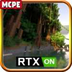 RTX Ray Tracing for Minecraft PE 1.1 MOD Unlimited Money