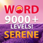Word Serene – free word puzzle games 1.6.4 MOD Unlimited Money