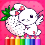 Animated Kids Coloring Book 3.4 MOD Unlimited Money