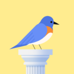 Bouncy Bird Casual Relaxing Flappy Style Game 1.0.3 MOD Unlimited Money