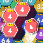 Cat Cell Connect – Merge Number Hexa Blocks 1.2.0 MOD Unlimited Money