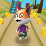 Cat Run Simulator 3D Design Home 3.0 MOD Unlimited Money