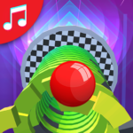 Color Stack Ball 3D Ball Game run race 3D – Helix 7 MOD Unlimited Money