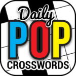 Daily POP Crosswords Daily Puzzle Crossword Quiz 2.8.4 MOD Unlimited Money
