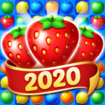 Fruit Diary – Match 3 Games Without Wifi 1.20.0 MOD Unlimited Money