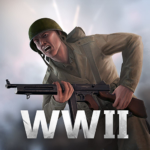 Ghosts of War WW2 Shooting game 0.2.6 MOD Unlimited Money