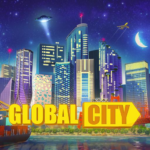 Global City Build your own world. Building Game 0.1.4494 MOD Unlimited Money