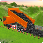 Highway Construction Road Builder 2020- Free Games 2.0 MOD Unlimited Money