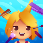 Idle Beauty Salon Hair and nails parlor simulator 1.0.0008 MOD Unlimited Money