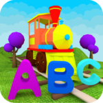 Learn ABC Alphabet – Train Game For Preschool Kids 2.1 MOD Unlimited Money