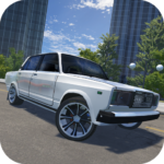 Russian Car Lada 3D 2.0.3 MOD Unlimited Money