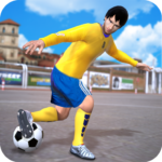 Street Soccer League 3D Play Live Football Games 2.8 MOD Unlimited Money