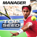 TOP SEED Tennis Sports Management Simulation Game 2.47.1 MOD Unlimited Money